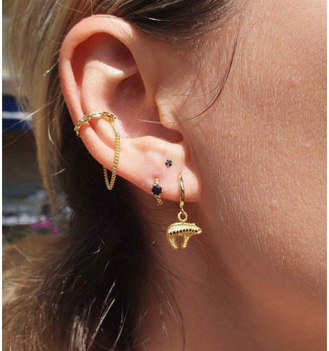 BELONA EAR CUFF GOLD