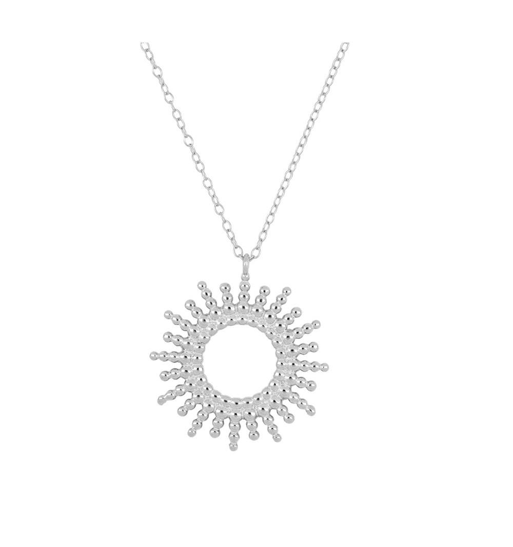 925 silver necklace.