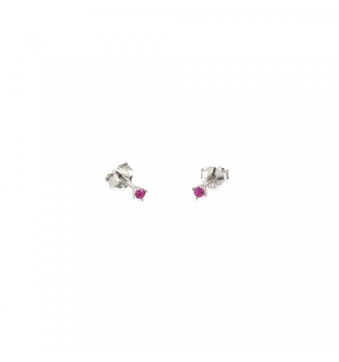 TINY PINK MINIS SILVER