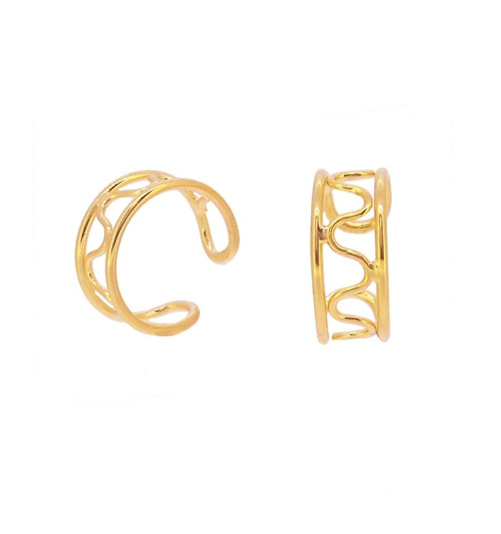 PE338 - Pendientes plata 925 y plata 925 bañada en oro