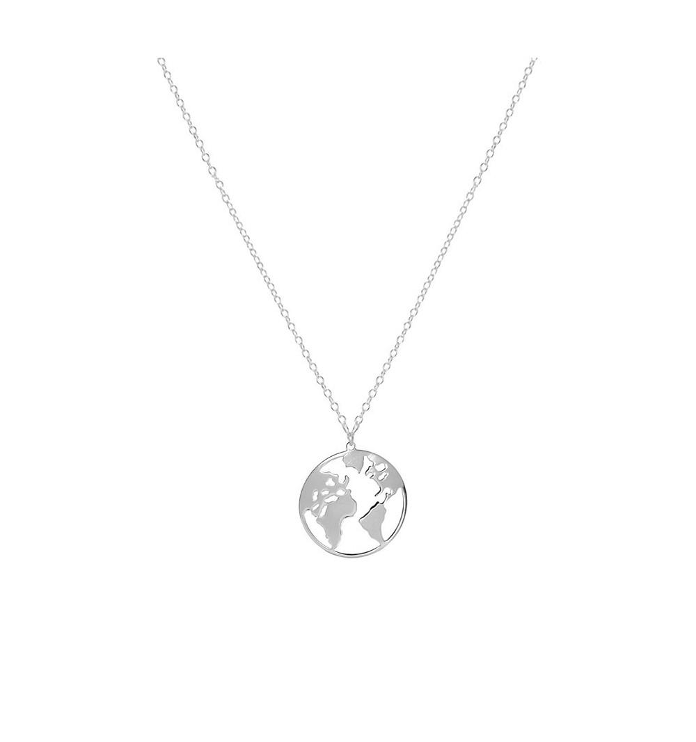 CO532 - Gargantillas en plata y plata bañada en oro