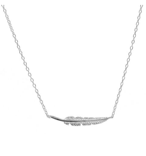 CO514 - Gargantilla plata 925 y plata 925 bañada en oro