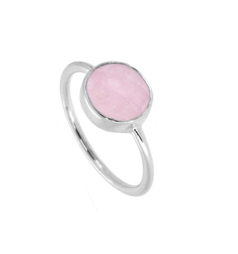 PINK RING SILVER