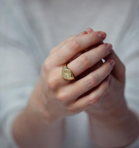 MARINA RING GOLD