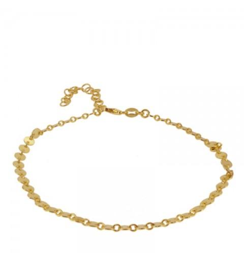 MESENE ANKLE BRACE GOLD