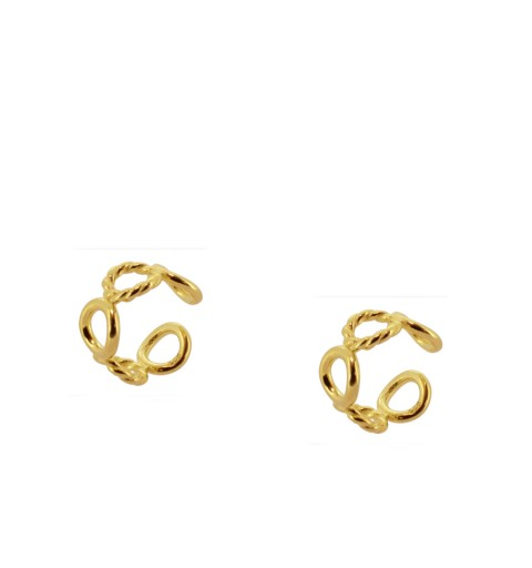 SANDY EAR CUFF GOLD
