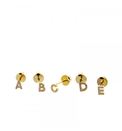 LETTERS MINIS GOLD