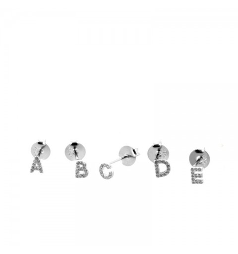 LETTERS MINIS SILVER