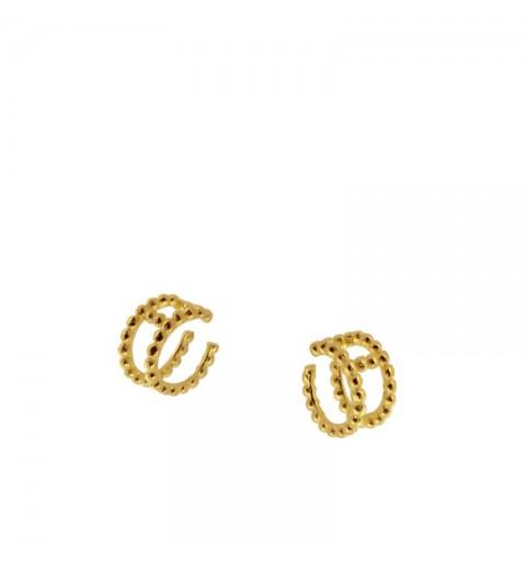 SHANNON EAR CUFF GOLD