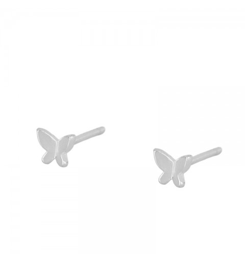 BUTTERFLY MINIS SILVER