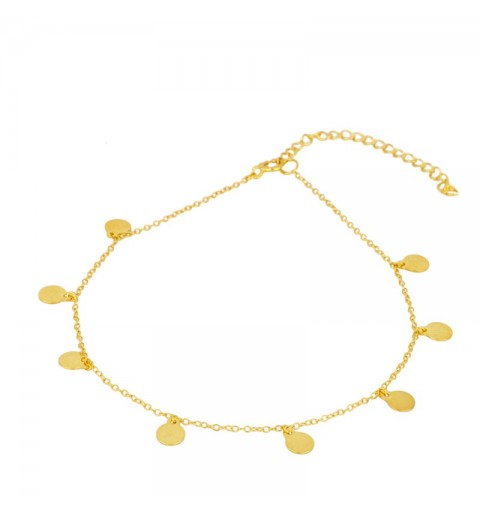 PALMA ANKLE BRACE GOLD