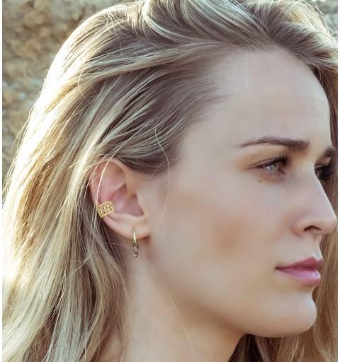 MIEL EAR CUFF GOLD