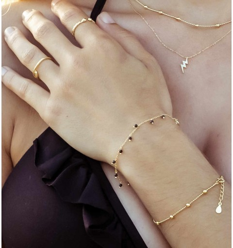 TENERIFE BRACELET GOLD