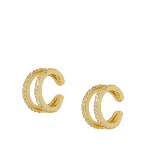 CATHERINE EAR CUFF GOLD