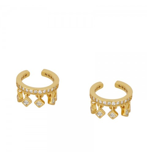 JUDITH EAR CUFF GOLD