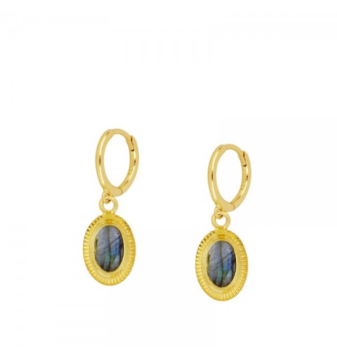 CALIMA HOOPS GOLD