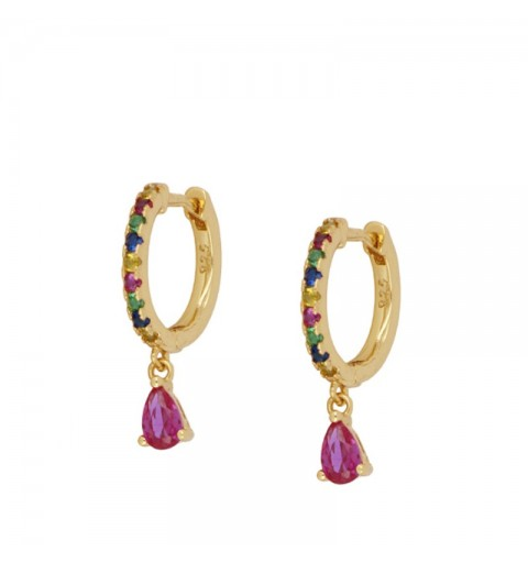 DIDA HOOPS GOLD
