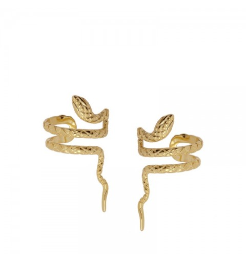 NAJA EAR CUFF GOLD