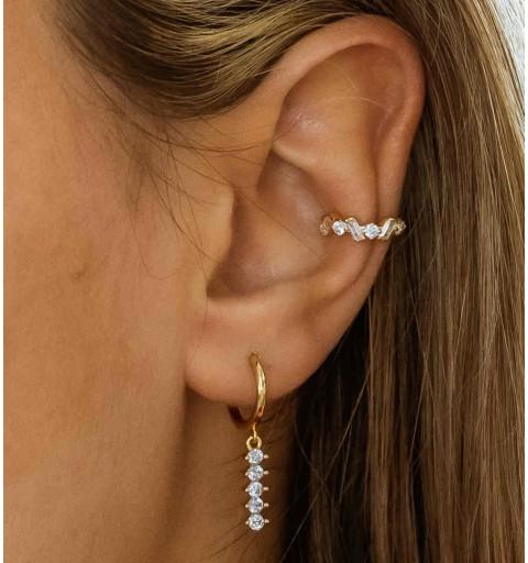 IVONE EAR CUFF GOLD