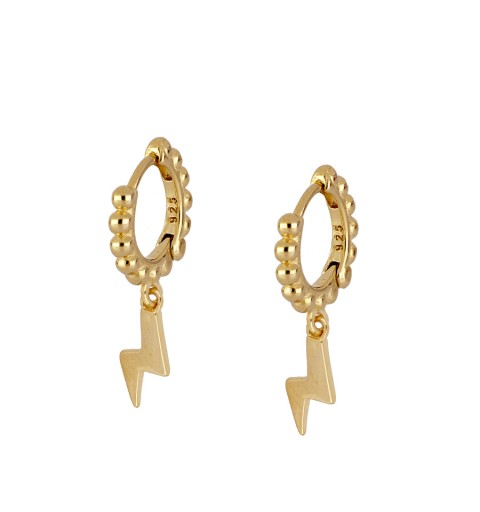 FULMIN HOOPS GOLD