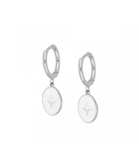 GARVINA HOOPS SILVER