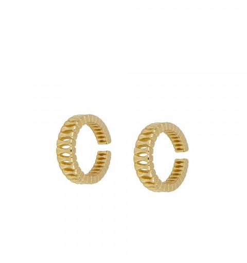 AMALIA EAR CUFF GOLD