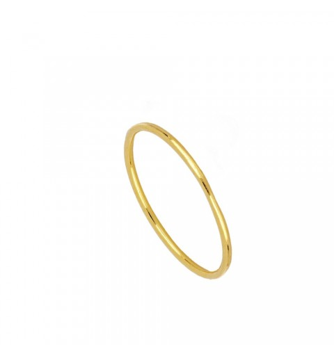 SMOOTH RING GOLD