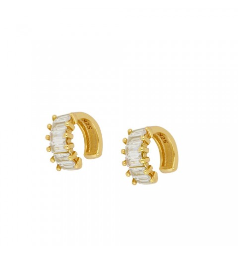MABEL EAR CUFF GOLD