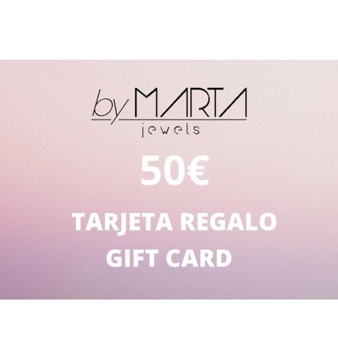 TARJETA REGALO 50