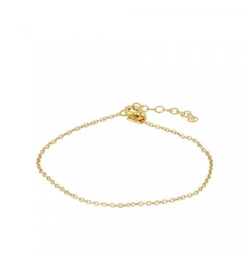 SENCILLA BRACELET GOLD