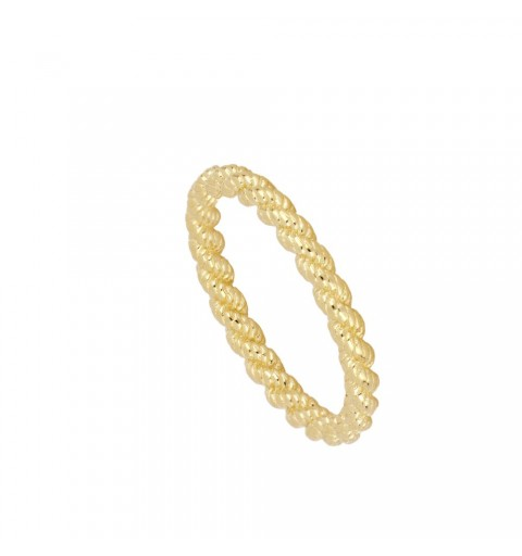 NUBIA RING GOLD