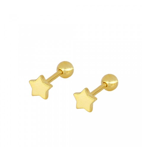 STAR PIERCING GOLD