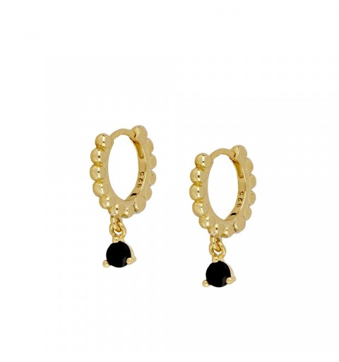 KEIRA HOOPS GOLD