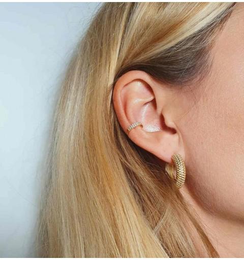 LUCÍA EAR CUFF GOLD