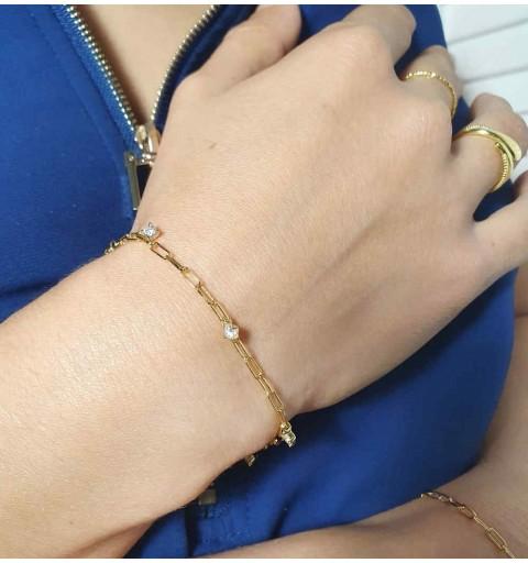 CIRA BRACELET GOLD