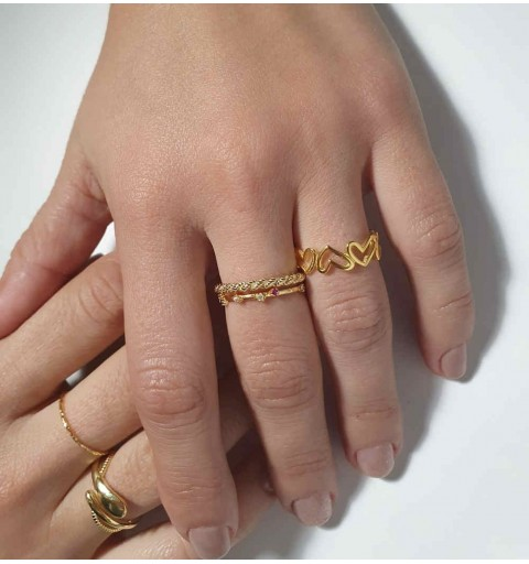 AMUNET RING GOLD