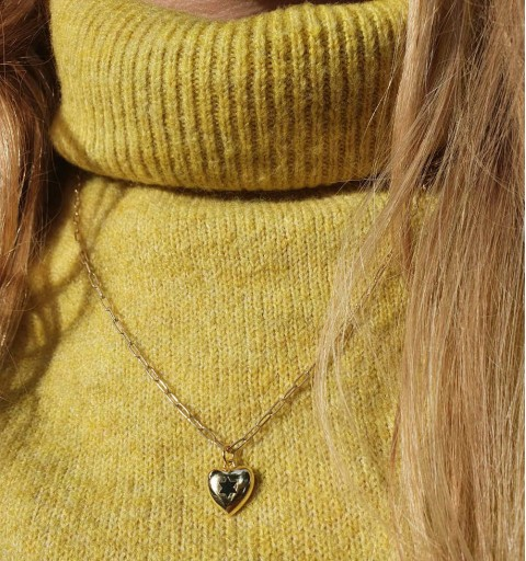 CUORE CHARM GOLD