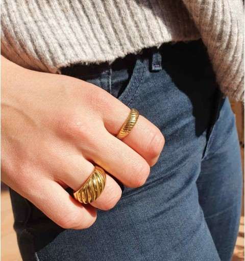 BRIOCHE STEEL GOLD