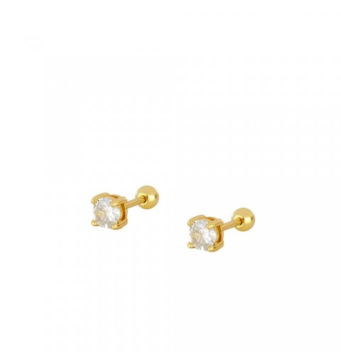 SOLITARIO PIERCING GOLD