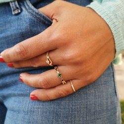 ❤Luce tus manos, con los anillos más bonitos!!